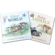 Wonderful Wildlife Children's Books