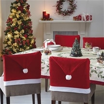 Santa's Hat Seat Covers