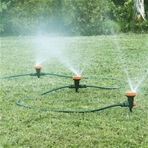 Adjustable Sprinkler System