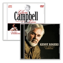 Glen Campbell and Kenny Rogers Duo