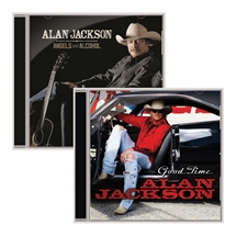 Alan Jackson - Angels & Alcohol Collection