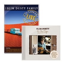 Slim Dusty - The Den Tapes Collection