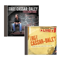 Troy Cassar-Daley - Greatest Hits Collection