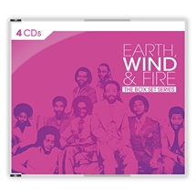 Earth, Wind and Fire - The Box Set Series