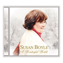 Susan Boyle - Wonderful World