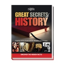 Great Secrets Of History Book