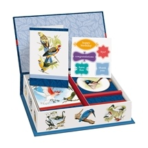 Birds Stationery Card Collection