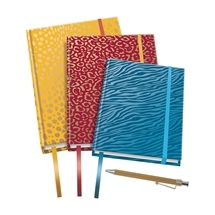 Padded Notebook Set
