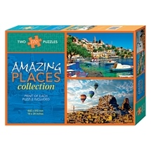 Amazing Places Collection Jigsaws