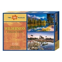 Wilderness Collection Jigsaw Puzzles