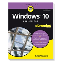 Windows® 10 For Seniors For Dummies