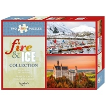 Jigsaw Puzzle - Fire and Ice