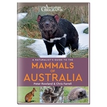 A Naturalists Guide to Mammals of Australia