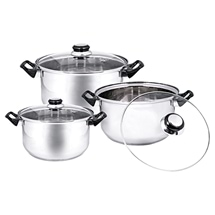 Cookware Set 6 Pcs