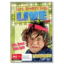 Mrs. Brown's Boys Live