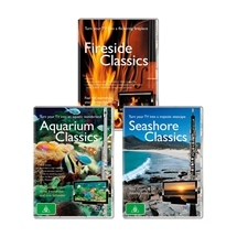 Seashore, Aquarium and Fireside Classics