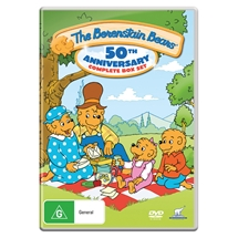 The Berenstein Bear's 50th Anniversary