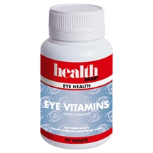 Eye Vitamins and Minerals
