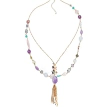 Cairo 2 Row Necklace