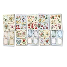 Roses with Frames - 3D Decoupage Kit