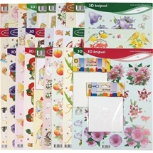 3D Decoupage Bonus Pack