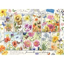 Flower Stamps Summer
