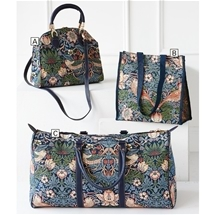 Bluebird Tapestry Bags