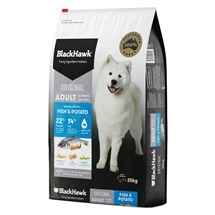 Black Hawk Dog Adult Fish & Potato 3kg-20kg