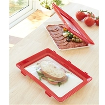 Clever Food Storage Tray