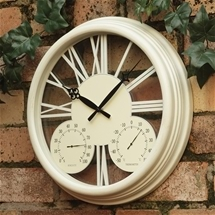 Cut Out Wall Clock