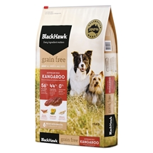 Black Hawk Adult Grain Free Kangaroo