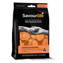 SavourLife Sweet Potato Chews 150g