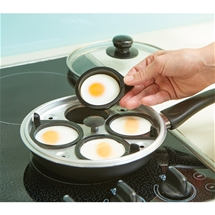 Egg Poachers Pan
