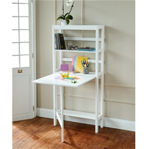 Fold Down Table Shelving