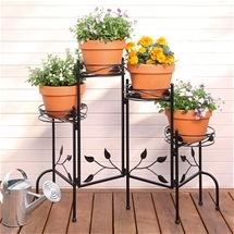 Folding Flower Stand