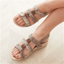 4 Point Adjustable Sandals