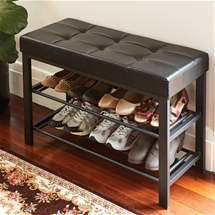 Entry Shoe Bench