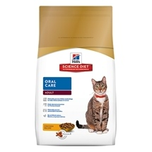 Hill's Science Diet Feline Adult Oral Care