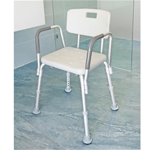 3-in-1 Shower Chair/Stool