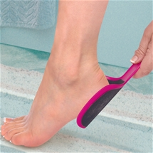 Curved Foot File