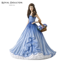 Royal Doulton Language of Flowers Figurine Collection
