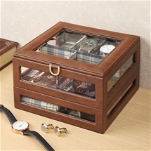 Watch & Jewellery Box