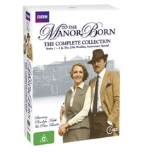 To The Manor Born Complete Collection