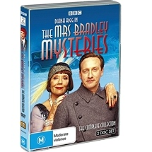 Mrs Bradley Mysteries - Complete Collect