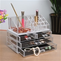 Cosmetic & Jewellery Organiser
