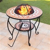 Multi-function Firepit Table