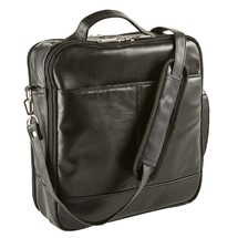 Leather Sightseer Bag