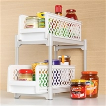 Sliding Storage Baskets