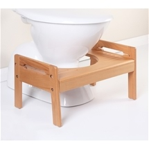 Birchwood Toilet Footrest