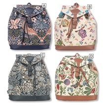Tapestry Backpacks